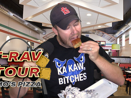 T-Rav Tour | IMO's Pizza