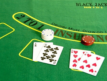 Blackjack: Why You Should Think About Staying On 16