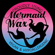 mermaid-wax-logo-proud-vegan-hypoallerge