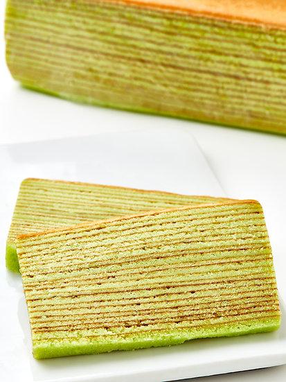 Lapis Cake Pandan