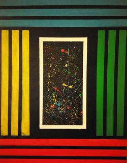 Technicolor canvas