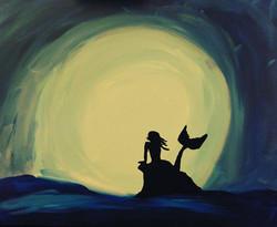Aquatic moonlight