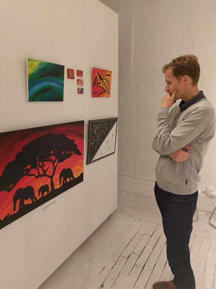 Kris art show