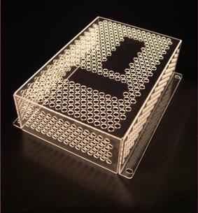 Polycarbonate Transformer Cover