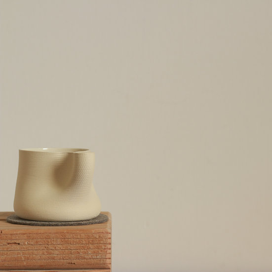 love handle mug - sand