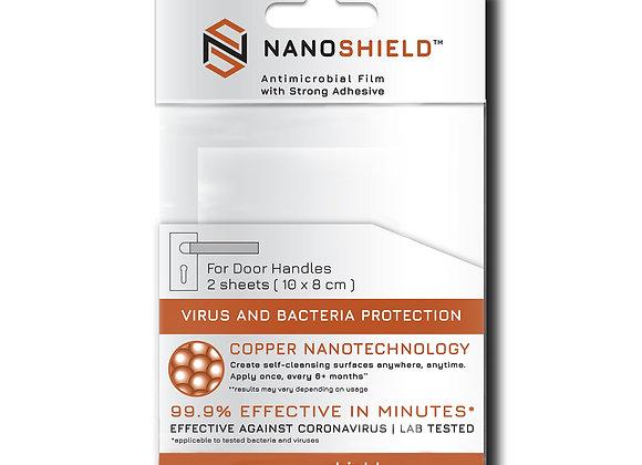 Nanoshield Film for Door Handles (Strong Adhesive)