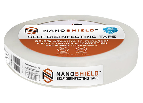 Nanoshield Self Disinfecting Tape 5cm x 5cm