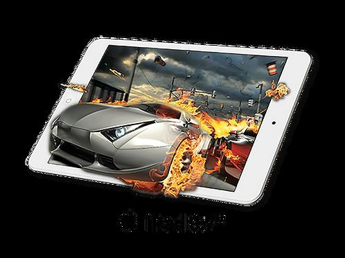 "iPad 9.7"" 9H Tempered Glass"