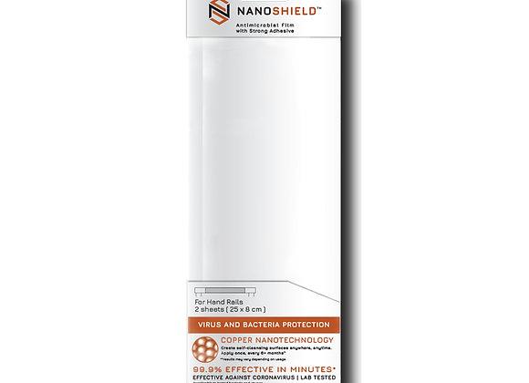 Nanoshield Film for Hand Rails (Strong Adhesive)