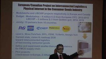 El Internet Físico: Hacia una Nueva Era Interconectada de Logística Inteligente, Eficiente y Sostenible