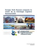 Georgia Tech Panamá Comparte la Visión de la Estrategia Logística Nacional 2030
