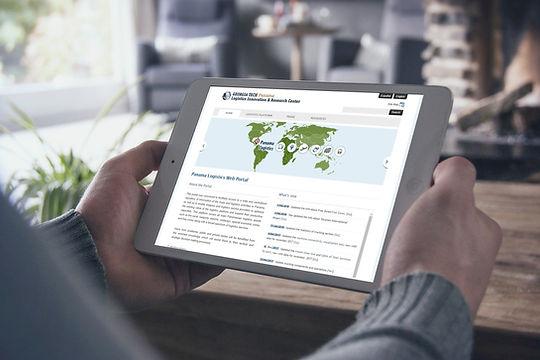 Panama Logistics Portal