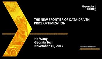 La Nueva Frontera de la Optimización de Precios Basada en Datos