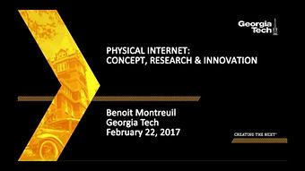 El Concepto de Internet Físico