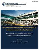 Procesamiento de Flujo de Pasajeros de Salida en Aeropuerto Internacional de Tocumen