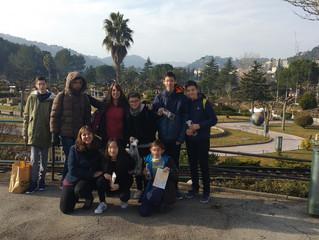 Aquest cap de setmana Els Mitjans hem aprofitat el bon temps i hem anat a Catalunya en Miniatura. En