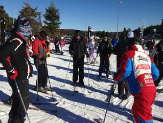 Aquest mes de febrer els adolescents hem anat a La Molina a esquiar per segona vegada! Son tots uns