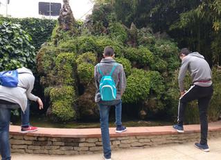 Aquest cap de setmana els Mitjans hem anat a passejar per la Fira Modernista de Terrassa. Ens ho hem