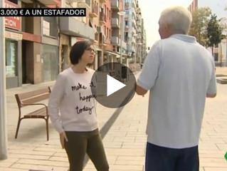 """Una de las víctimas del timo de la 'lejía milagrosa' de Josep Pàmies: """"Mi hijo no mejor"""