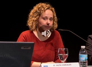 """Ruth Vidriales: """"El autismo tiene una base genética"""""""