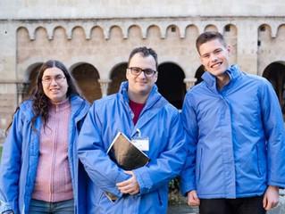 El projecte «Guia'm pel Monestir» guanya el premi d'Innovació Social