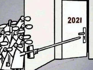 Misterio , dudas,  por  la llegada del 2021 ???