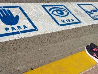 Los pasos de peatones cercanos a centros con aulas TEA contarán con pictogramas