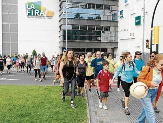 El Asperger 'mueve' a más de 600 personas en Reus