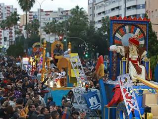 La cabalgata de Algeciras tendrá un tramo sin ruido para niños con Asperger