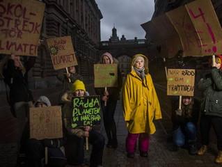 """""""No deberíamos tener que faltar a clase por luchar contra el cambio climático"""""""