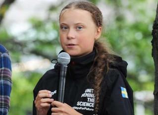 """Los """"superpoderes"""" de Greta Thunberg"""