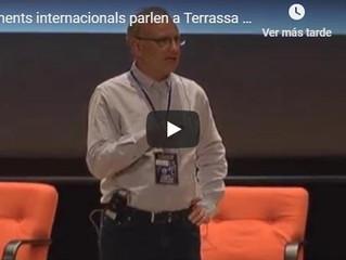 Terrassa acull la primera ponència a Catalunya del doctor Tony Attwood, expert en la síndrome d'Aspe