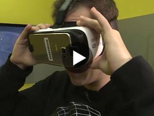 Las gafas de realidad virtual, una herramienta en forma de juego para mejorar la comunicación y comb
