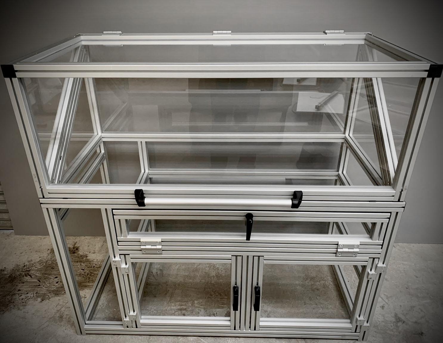 UV Lamp Test Cabinet (7)
