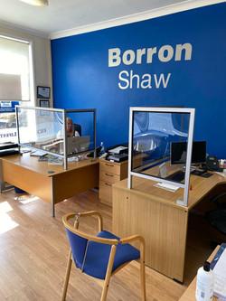 Borron Shaw Safety Screens