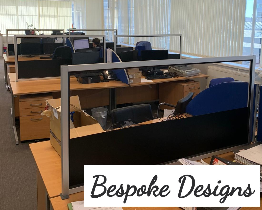 Privacy screens for the office