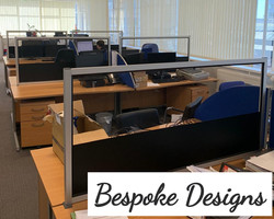 Office Safety Screens by LMI Solutions