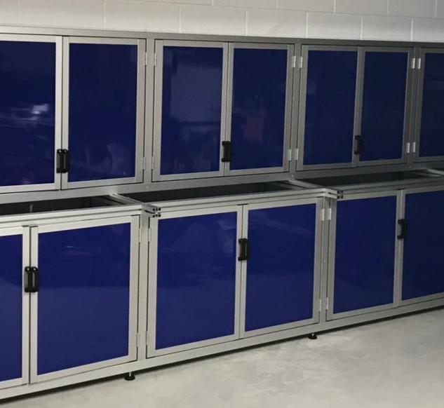 Garage Units / Storage