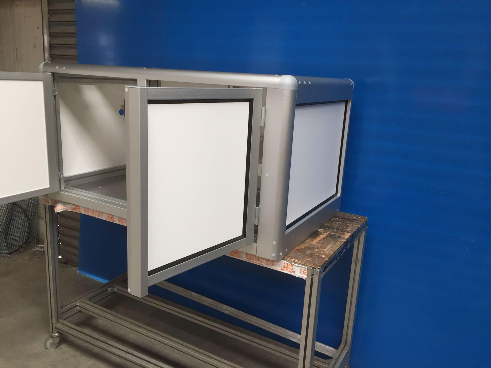 Aluminium Profile Cabinet