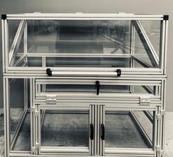 UV Lamp Test Cabinet (1)