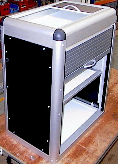 Storage portable unit