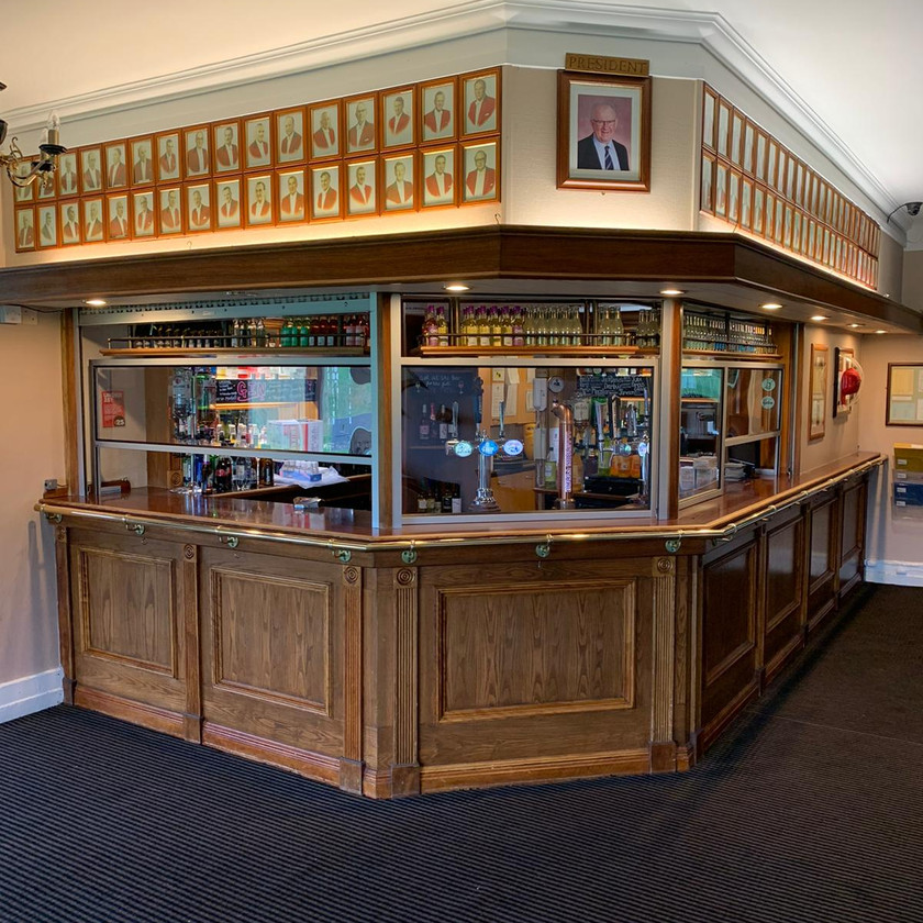 Screens Designed For Pubs