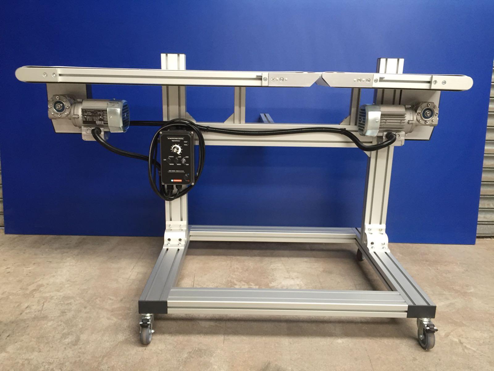 LMI Solutions, conveyor