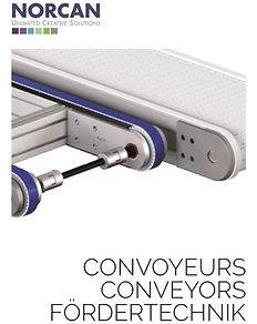 Norcan conveyor catalogue front image 20