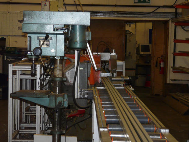 Framing and Conveyor Systems