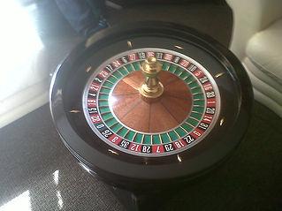 Refurbished Roulette Wheel