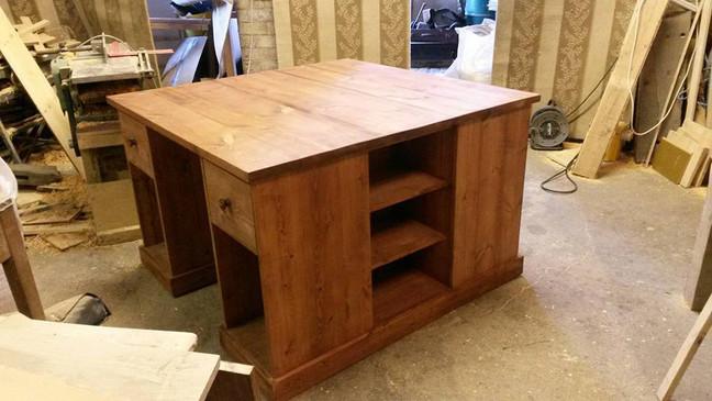 Bespoke Double Carft Desk