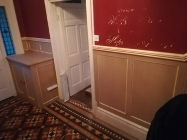 Bespoke Hallway Panelling