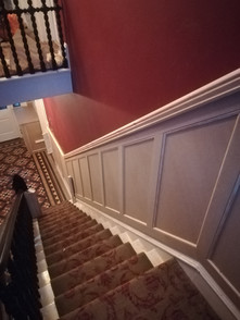 Bespoke Staircase Panelling