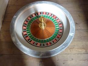 Roulette Wheel Refurbishment
